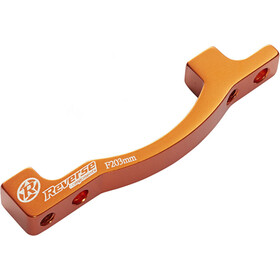 Reverse PM-PM 203 Bremseadapter 203mm, orange